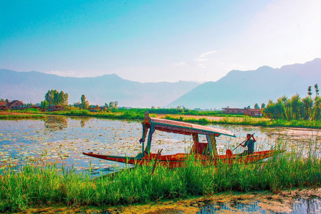 Kashmir -the paradise on Earth!