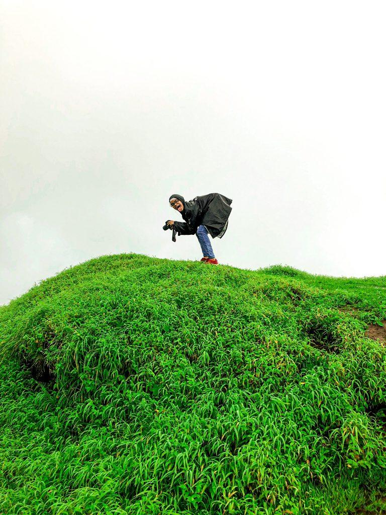 Lohagad fort-A trek to Paradise!